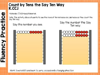 Engage NY/Eureka Math Presentations Kindergarten Module 5 Lesson 16
