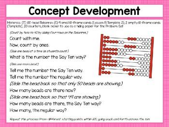 Engage NY/Eureka Math Presentations Kindergarten Module 5 Lesson 18