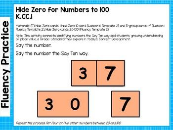 Engage NY/Eureka Math Presentations Kindergarten Module 5 Lesson 19