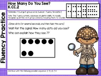 Engage NY/Eureka Math Presentations Kindergarten Module 5 Lesson 3