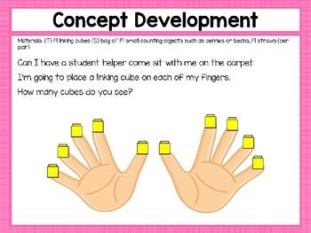 Engage NY/Eureka Math PowerPoint Presentations Kindergarten Module 5 Lesson 4