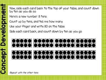 Engage NY/Eureka Math PowerPoint Presentations Kindergarten Module 5 Topic D