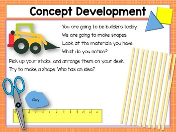 Engage NY/Eureka Math PowerPoint Presentations Kindergarten Module 6 Lesson 1