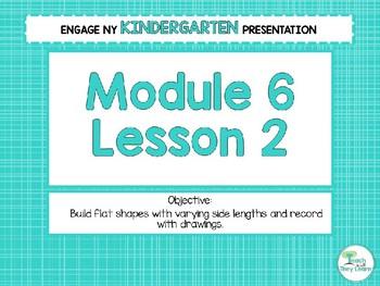 Engage NY/Eureka Math Presentations Kindergarten Module 6 Lesson 2