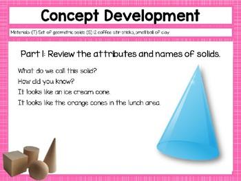 Engage NY/Eureka Math PowerPoint Presentations Kindergarten Module 6 Lesson 3