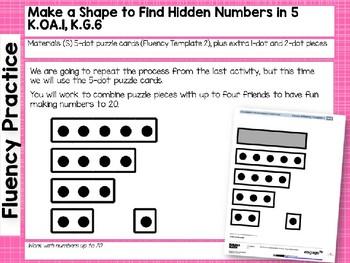 Engage NY/Eureka Math Presentations Kindergarten Module 6 Lesson 4