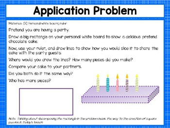 Engage NY/Eureka Math PowerPoint Presentations Kindergarten Module 6 Lesson 7