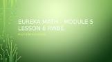 Engage NY - Eureka Math RWE: Multi-step Equations I