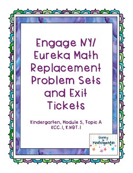 Engage NY / Eureka Math Replacement Sheets Module 5, Topic A
