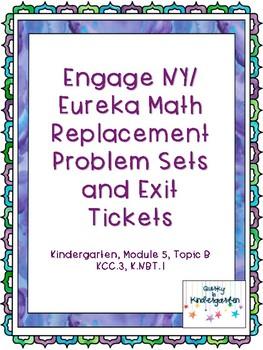 Engage NY / Eureka Math Replacement Sheets Module 5, Topic B