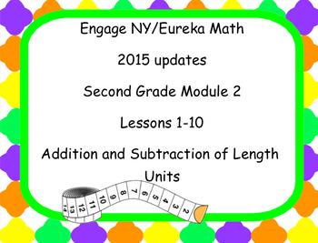 Engage NY Eureka Math Second grade Module 2