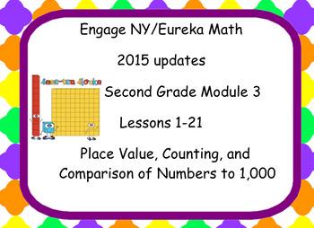 Engage NY Eureka Math Second grade Module 3