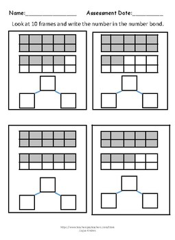 Engage NY / Eureka Math Teen Numbers Module 5 Assessment topic A - C NO PREP