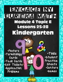 Engage NY {Eureka} Module 4 Topic E Lessons 25-28 Math KINDERGARTEN