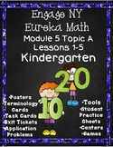Engage NY (Eureka) Module 5 Topic A Lessons 1-5 KINDERGARTEN MATH