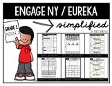 Engage NY/ Eureka Simplified: Grade 1- Module 2