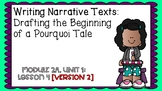 Engage NY Expeditionary Learning 3rd Grade Module 2a Unit 1 Lesson 4 2nd Edition