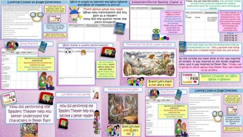 Engage NY Expeditionary Learning 3rd Grd Module 3A Unit 2 PowerPoint Lesson 1-16