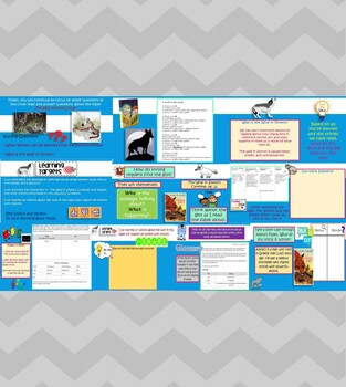 Expeditionary Learning 3rd Grade PowerPoint BundleModule 3B Unit 1 Lessons 1-11