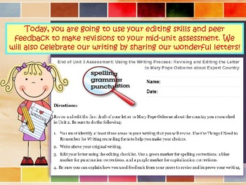 Engage NY Expeditionary Learning 3rd grade Module 2B Unit 3 Lesson 11 PowerPoint