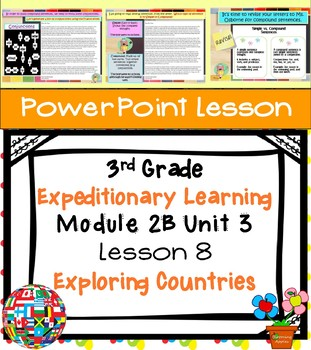 Engage NY Expeditionary Learning 3rd grade Module 2B Unit 3 Lesson 8 PowerPoint