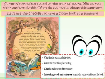 Engage NY Expeditionary Learning 3rd grade Module 3A Unit 3 Lesson 1 PowerPoint