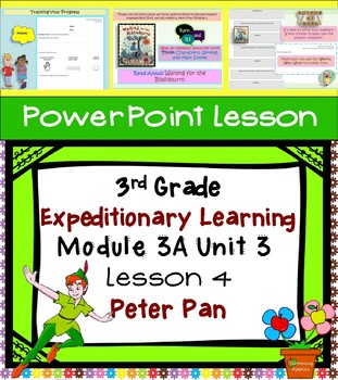 Engage NY Expeditionary Learning 3rd grade Module 3A Unit 3 Lesson 4 PowerPoint