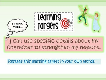 Engage NY Expeditionary Learning 3rd grade Module 3A Unit 3 Lesson 8 PowerPoint