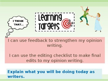 Engage NY Expeditionary Learning 3rd grade Module 3A Unit 3 Lesson 9 PowerPoint
