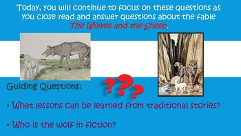 Engage NY Expeditionary Learning 3rd grade Module 3B Unit 1 Lesson 10 PowerPoint