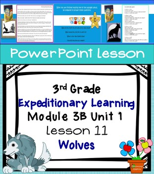 Expeditionary Learning 3rd Grade Power Point Lesson Module 3B Unit 1 Lesson 11
