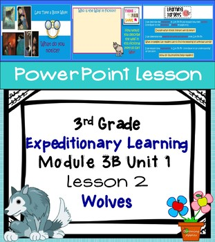 Expeditionary Learning 3rd Grade Power Point Lesson Module 3B Unit 1 Lesson 2