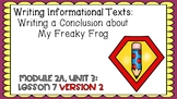 Engage NY Expeditionary Learning Module 2a Unit 3 Lesson 7 2nd Edition PPT