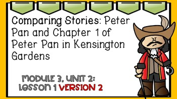Engage NY Expeditionary Learning Module 3 Unit 2 Lesson 1 Version 2 PowerPoint