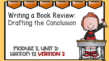 Engage NY Expeditionary Learning Module 3 Unit 2 Lesson 12 PowerPoint Version 2
