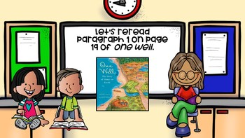 Engage NY Expeditionary Learning Module 4 Unit 1 Lesson 6 PowerPoint Version 2