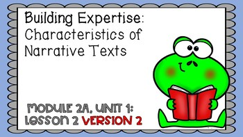 Engage NY Expeditionary Learning PowerPoint Module 2a Unit 1 Lesson 2 2ndEdition