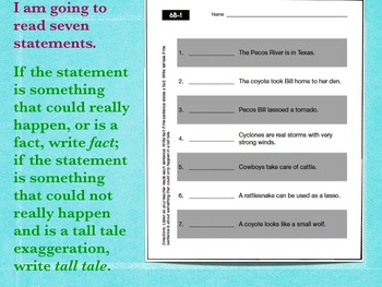 Engage NY Fairy Tales and Tall Tales Day 6
