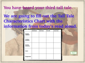 Engage NY Fairy Tales and Tall Tales Day 7