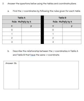 Fifth Grade Math Assessment/Test Prep (Geometry)