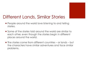 Engage NY: First Grade: Different Lands Similar Stories: Billy Beg