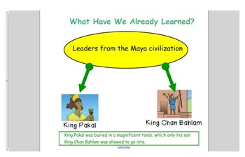 Engage NY First Grade ELA Domain 5 Early American Civilizations Lessons 1-11