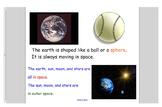 Engage NY First Grade ELA Domain 6 Astronomy Lessons 1-9, PP, DA