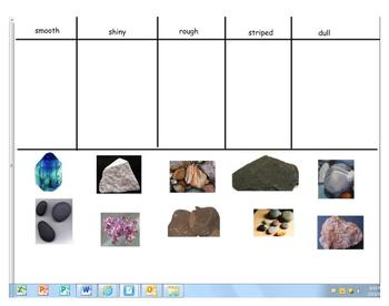 Engage NY First Grade ELA Domain 7 History of the Earth Lessons 4 & 5