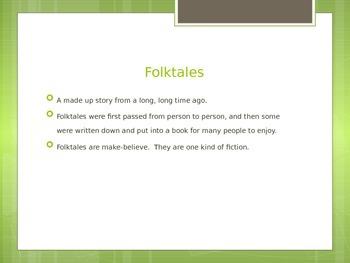 Engage NY: First Grade: Fables & Stories: The Tale of Peter Rabbit