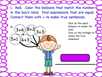 Engage NY First Grade Module 1 Lesson 18