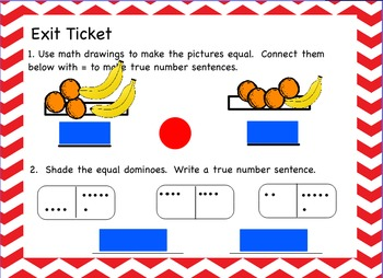 Engage NY First Grade Module 1 Topics A, B, C, D, & E Lessons 1-20