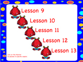 Engage NY First Grade Module 1 Topic C (Lessons 9-13)