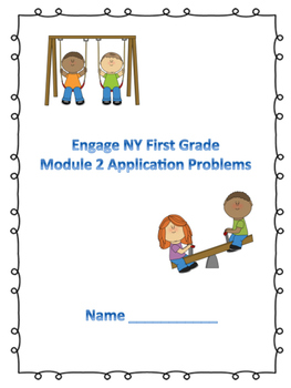 Engage NY First Grade Module 2 Application Problems