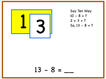 Engage NY First Grade Module 2 Lesson 21